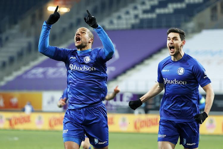 """Vadis Odjidja de retour de blessure côté gantois : """"Encore trop court physiquement pour jouer un match entier"""""""