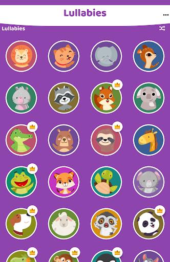 Lullabies for babies. 1.10.01 screenshots 8