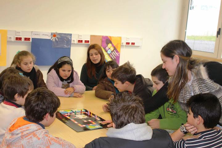 Crianças de Lamego aprendem a agir contra o bullying