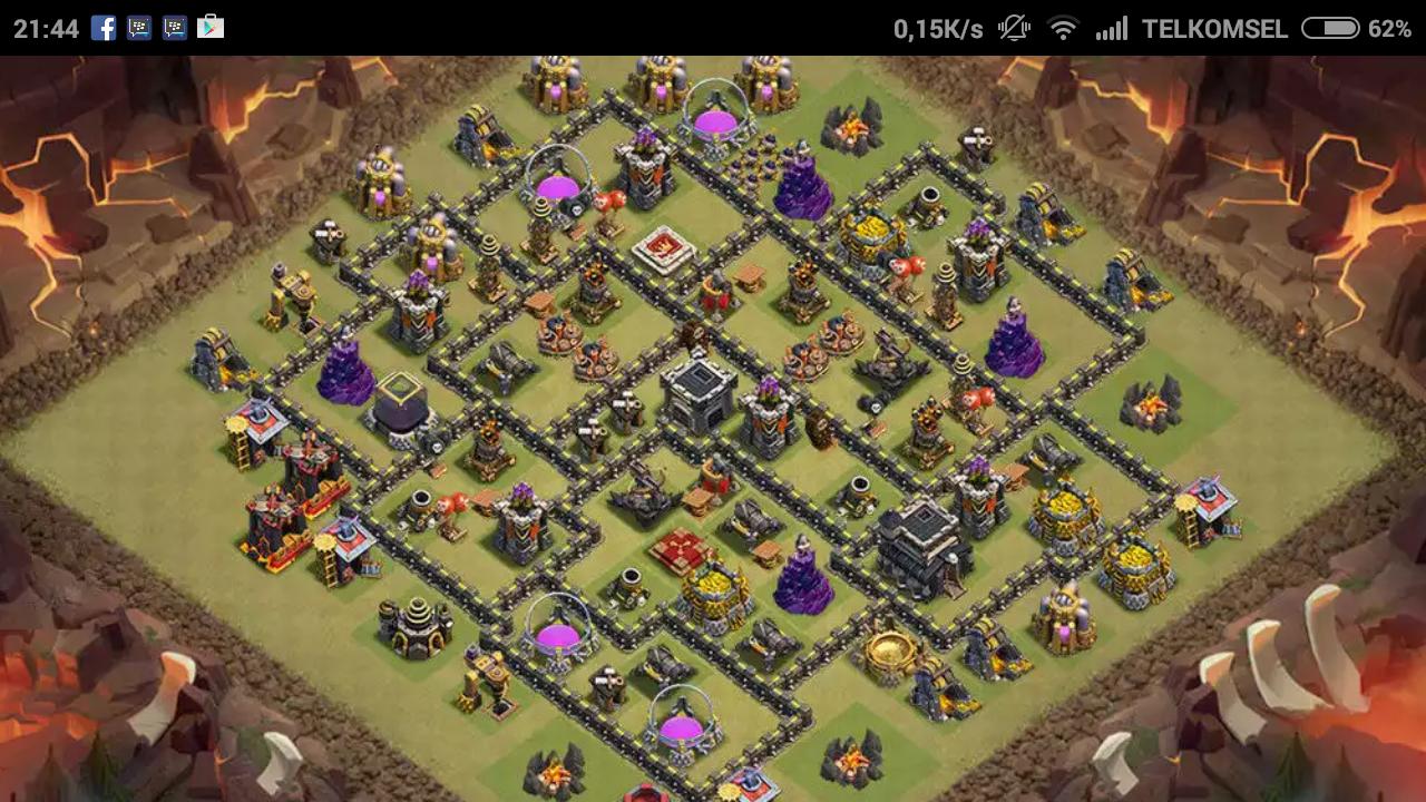 Base Th 9 Buat War 9