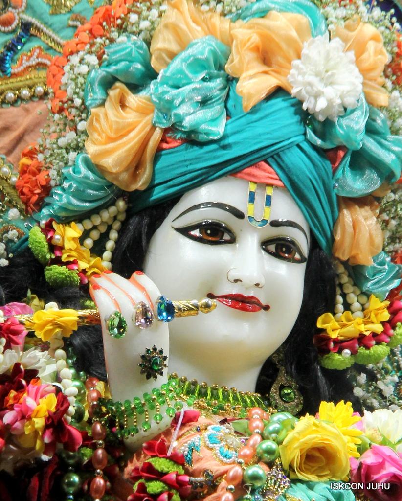 ISKCON Juhu Sringar Deity Darshan on 19th Jan 2017 (16)