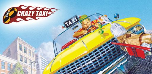 Crazy Taxi Classic APK OBB Data
