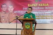 Gubernur Sulsel Harap Ego Sektoral Dihilangkan, Apdesi Harus Berinovasi dan Bersinergi Menjadi Team Work