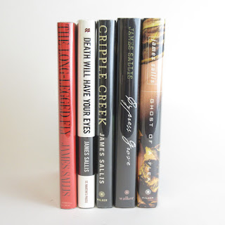 James Sallis Book Lot of 5