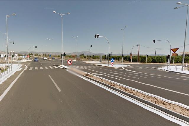 Βλάβη στα φανάρια του νότιου περιφερειακού στο Άργος