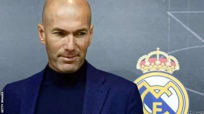 HE RETURNS!!! Real Madrid replaces Solari with Zidane [SEE WHY]