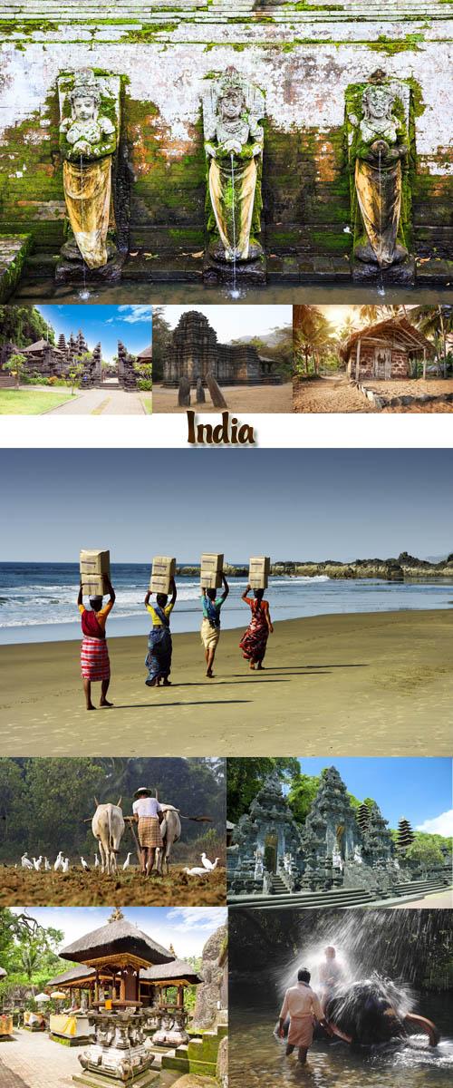 Stock Photo: India