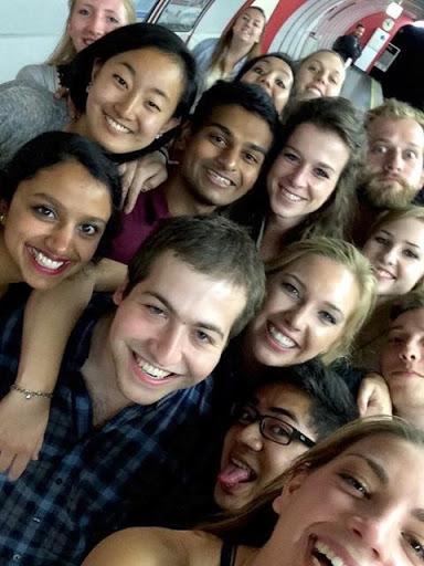Ashish Bibireddy: #StudyAbroadBecause the world as a classroom is an amazing way to learn