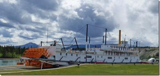 SS Klondike, Whitehorse Yukon