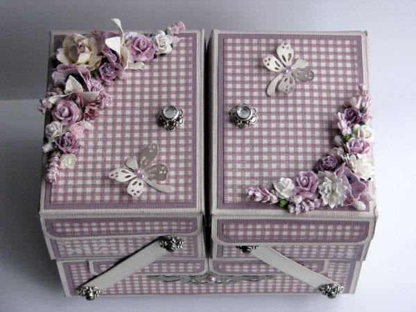 DT Wild Orchid Crafts