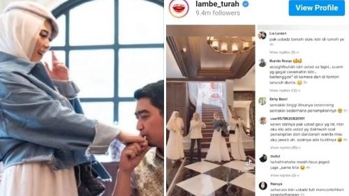 Istri Ustaz Solmed Joget TikTok, Warganet: Suaminya Gagal Ceramahin