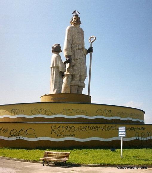 Monumento a São José de Ribamar - Maranhao, fonte: Carlos Roberto Torres