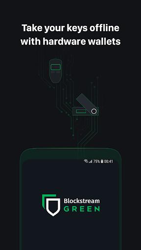 Green: Bitcoin Wallet 3.4.0 Screenshots 5