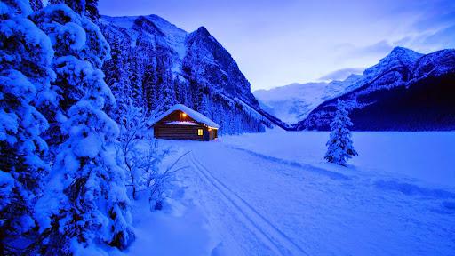 Seasonal Retreat, Banff National Park, Alberta, Canada.jpg