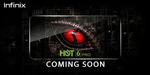 Infinix Hot 6 and Hot 6 Pro smartphones