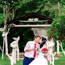 Wedding photographer Yuliya Dudina (dydinahappy). Photo of 21.08.2018