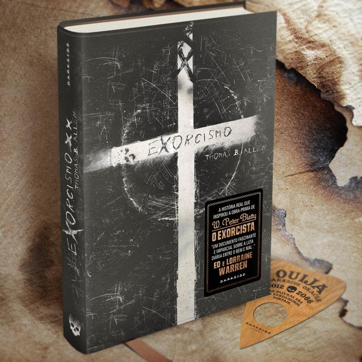 O EXORCISTA retorna com o capricho da editora DarkSide Books