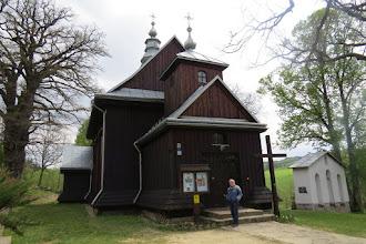 Photo: H5111340 Gorzanka - cerkiew zamieniona na kosciol
