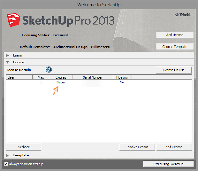 SkecthUp Pro 2013 Version 13.0.3689 Review Su2013re03