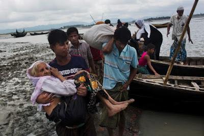 Jabar Peduli Buka Rekening Rohingya