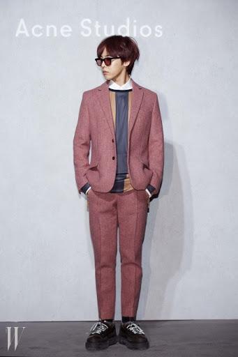 G-Dragon - W Korea - Oct2015 - wkorea - 01.jpg