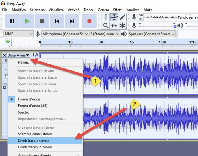 dividere-traccia-stereo