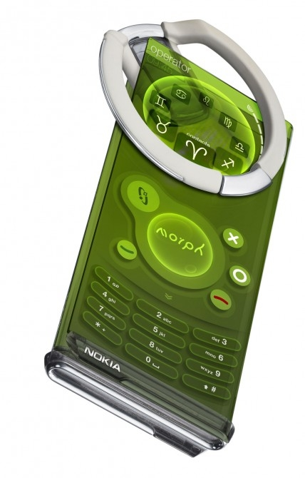 Flexible Mobile Phone Concept