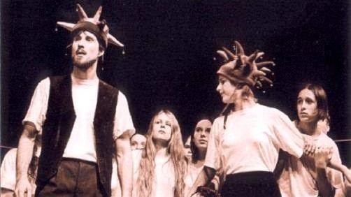 Blázni krásní - obrázek představení