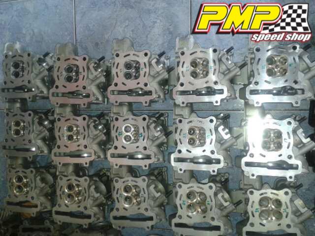 Head Racing Lc135 Head Lc135/fz 22/19 Rm480