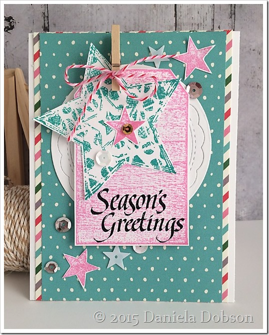 Season's Greetings by Daniela Dobson