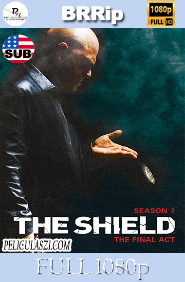 The Shield (2008) Full HD Temporada 7 [07/07] BRRIP 1080p Subtitulada