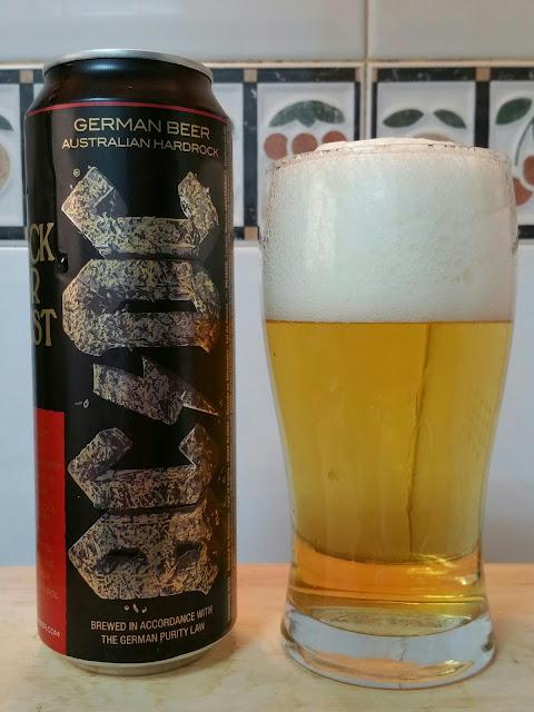 Cerveza AC/DC Beer Rock or Bust Cervezame en los labios Blog