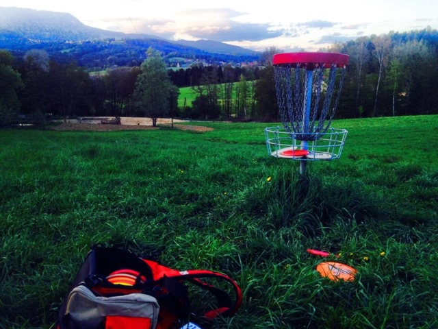 Disc Golf Josefhof