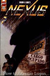 """Actualización 02/07/2017: Se actualiza NEXUS SERIE REGULAR con el número #58 """"Stan"""" por Darkvid y ursus14173. Si creían que los Los Guardianes del Universo eran egocéntricos y malos escogiendo candidatos, es que no conocen a Merk..."""
