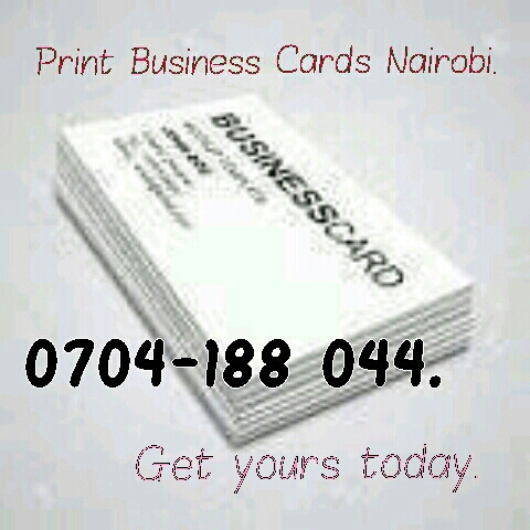 Print business cards nairobi kenya card maker nairobi make print business cards nairobi kenya card maker nairobi make business cards nairobi reheart Images