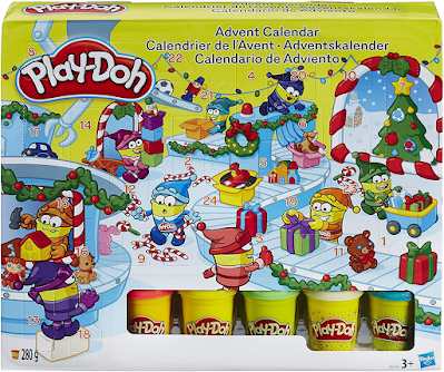 Play-doh Advent
