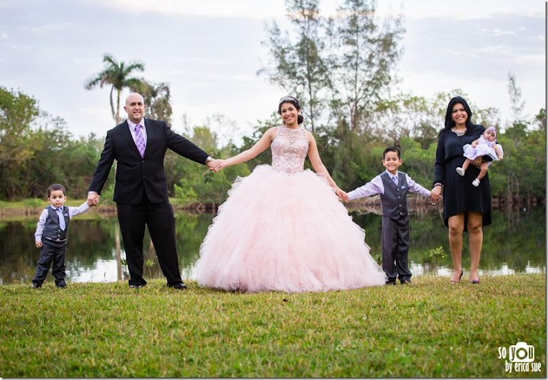 Quince Portrait Session Matheson Hammock-