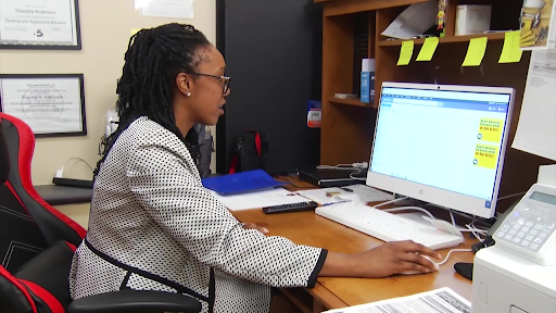 Woman goes from tough life in jail to owning security company
