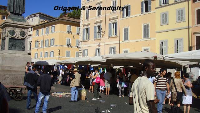 Campo di Fiori, Roma, Italia,  Elisa N, Blog de Viajes, Lifestyle, Travel