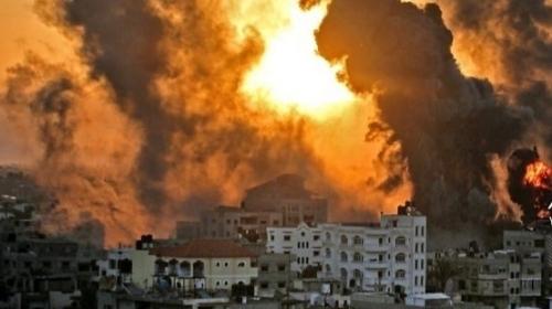 Palestina Digempur Bikin Jengah Negara Arab yang Sudah Berdamai dengan Israel