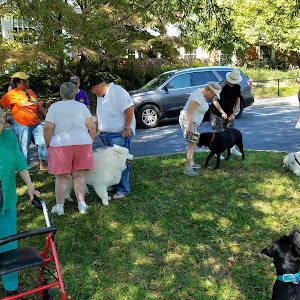 09 24 2017 Blessing of the Animals