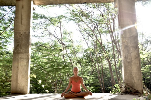 Yoga In Japan, Yoga And Meditation