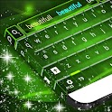 Green Keyboard for Android icon