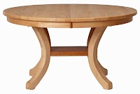 Maple Round Conference Tables