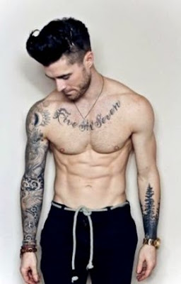 Tasteful Tattoos on Pinterest  Cool Tattoos Tattooed Man and