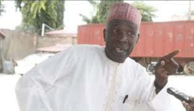 I won't support Igbo presidency - Buba Galadima insists