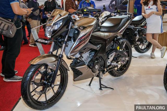 Suzuki GSX 150 Bandit