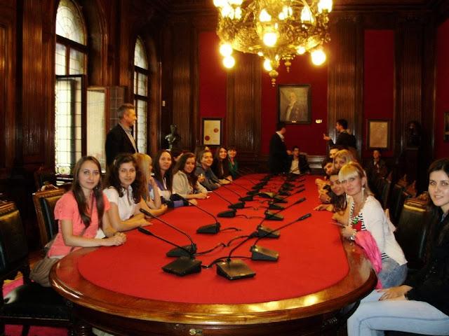 Studenti u strucnoj poseti Berzi i NBS - maj 2012 - P5240254.JPG