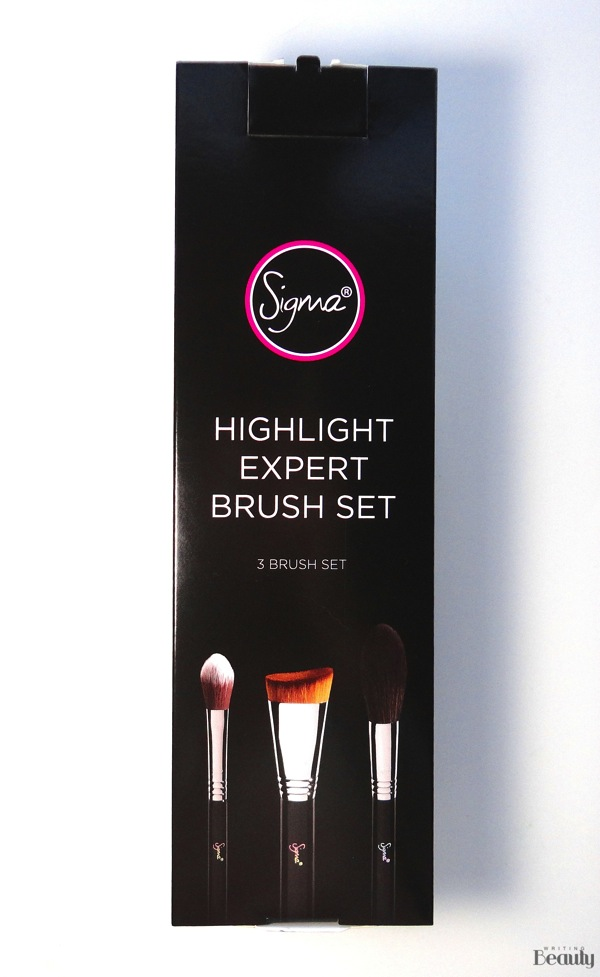 Sigma Beauty Highlight Expert Brush Set Review 1