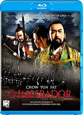 Filme Poster O Imperador BDRip XviD Dual Audio & RMVB Dublado